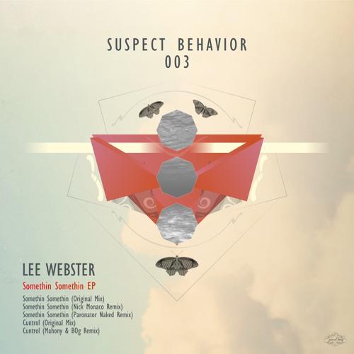 Lee Webster - Somethin Somethin (Original Mix)