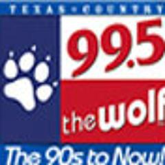 KPLX 99-5 The Wolf TX imaging sample