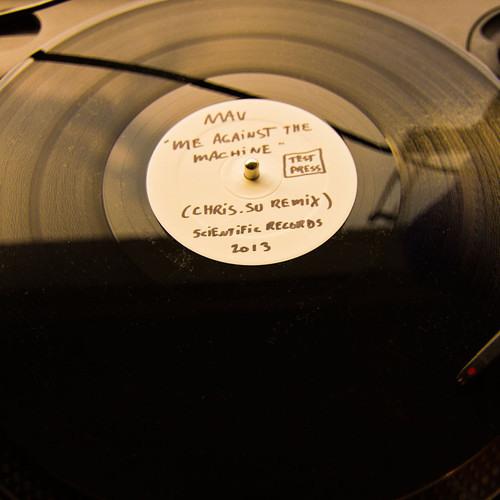 MAV - Me Against The Machine (Chris.SU Remix) SCI013