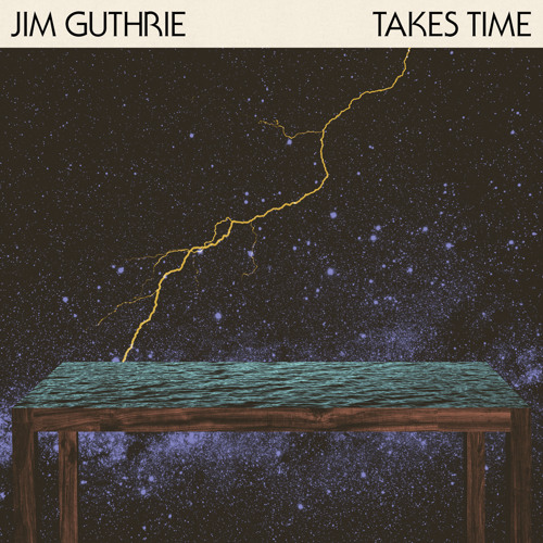 Jim Guthrie - Difference A Day Makes