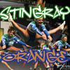 Stingray Allstars Orange 2012-2013