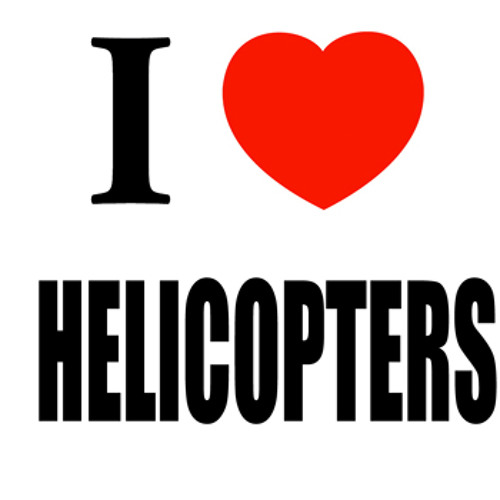 Helicopters In Your Speakers