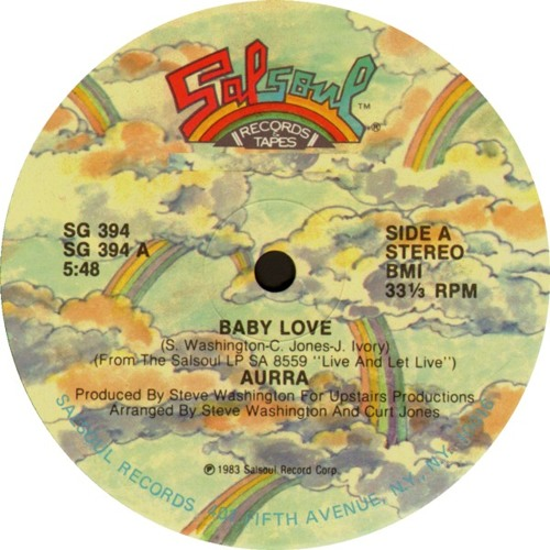 Aurra - Baby Love (Outfilters Edit)