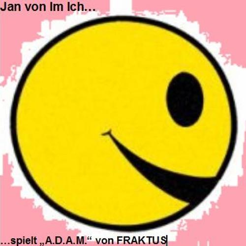 Jan von Im Ich - A.D.A.M (Fraktus Cover) live@couchpoetos 1.4.2013