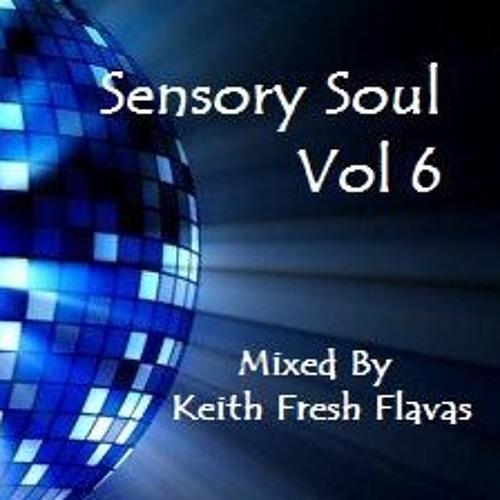 Sensory Soul Vol 6 - Keith Fresh Flavas