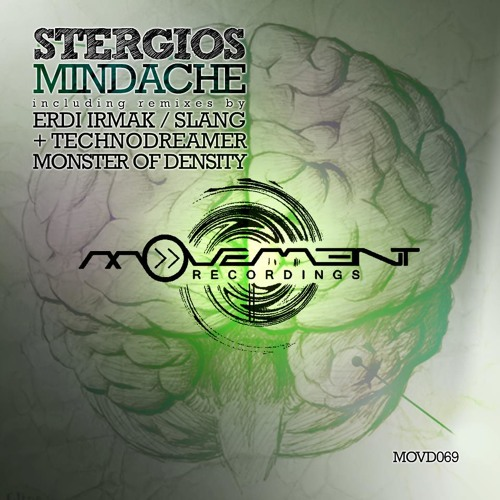 Stergios - Mindache (Monster of Density Remix) [Movement Recordings]