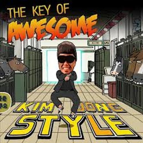 PSY - GANGNAM STYLE (강남스타일) PARODY! KIM JONG STYLE! - Key of Awesome #63