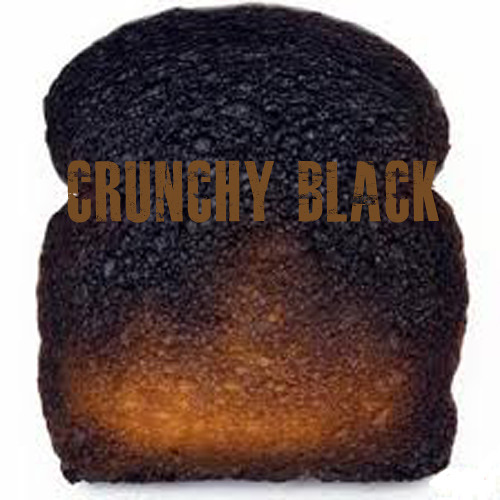 Crunchy Black Mix