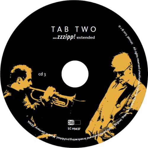 TAB TWO: ...zzzipp! extended (2013) Bonus CD MEDLEY