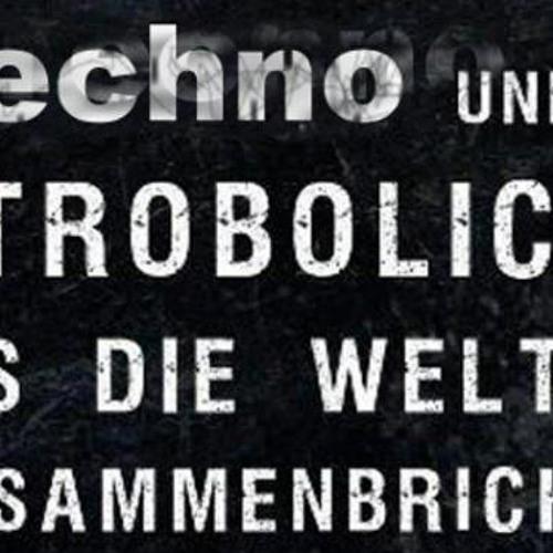 Techno und Strobolicht bis die Welt zusammenbricht