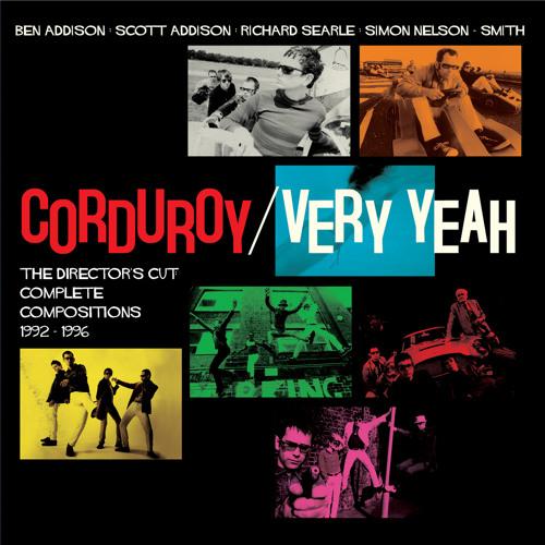 """Original Sin"" Corduroy"