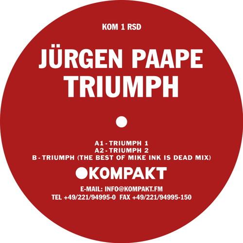 EXCERPT: Jürgen Paape - Triumph 2