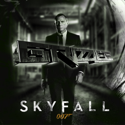 JAMES BOND THEME - SKYFALL by GRIZZLEE