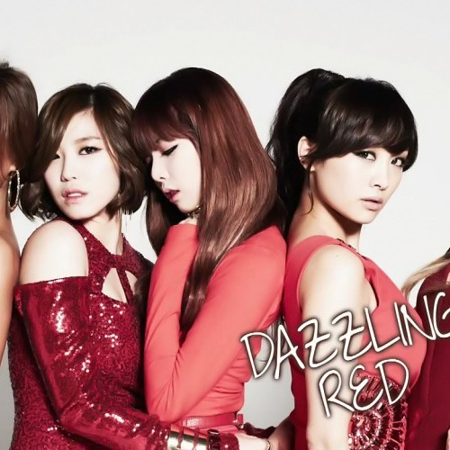 Dazzling Red ( HyunA, Hyorin, Hyosung, Nicole, Nana) - This Person ( Cover By Varda )