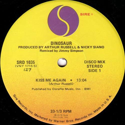 Dinosaur - Kissmeagain (Einzelkind s Tounge Hockey Edit)