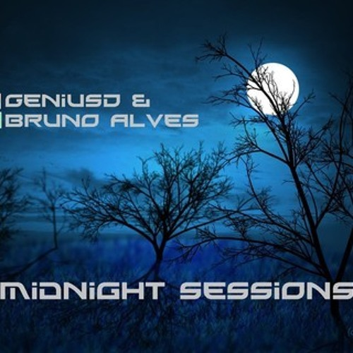 Bruno Alves & Genius D - Midnight Sessions (EP. 128) - Martin F Guest Mix