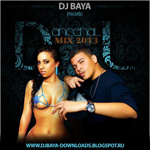 DJ BAYA - DANCEHALL MIX 2013 (LIVE)