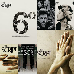 Six Degrees of The Script (The Script Mash-up on Piano)