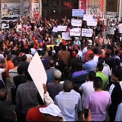 Sharif Kouddous & Lina Attalah on Egypt's Media, Sectarianism & State Violence From Mubarak to Morsi