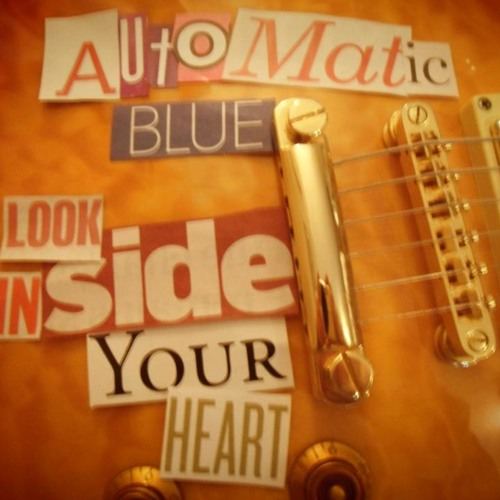 """""""Look inside your heart"""" written by G.McMahon produced and arranged by B.Sinclair."""