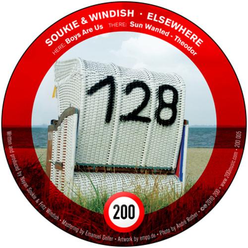 Soukie & Windish - Boys Are Us | 200 005