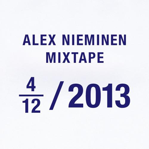 Alex Nieminen Mixtape Spring 2013