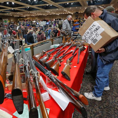 Debating gun regulation
