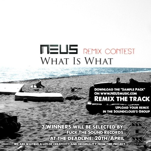 NEUS - What Is What ( Beurk! Remix ) FREE DOWNLOAD