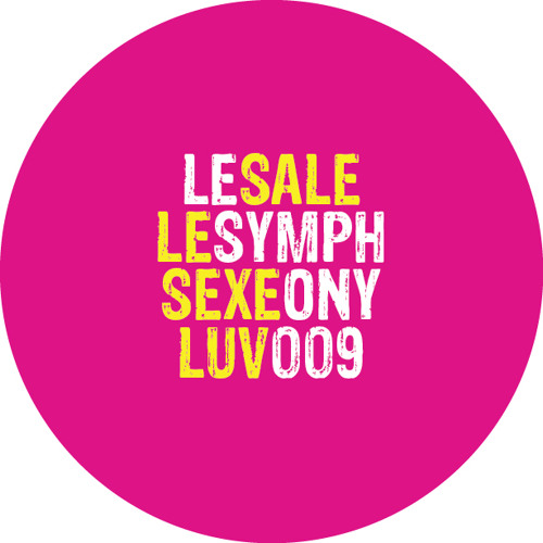 B1. LeSale - Symphony (Original Mix) - LUV009