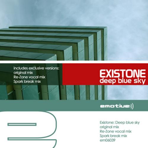 Existone - Deep Blue Sky (original mix)