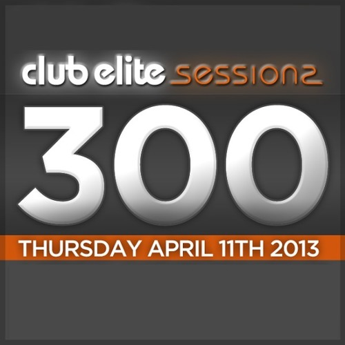 Club Elite Sessions 300 - Guestmix