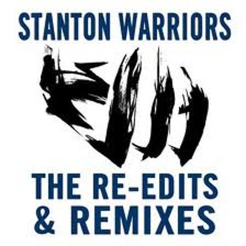 STANTON WARRIORS - CANT HOLD BACK (NIGHTCRAWLAZ RE RUB)