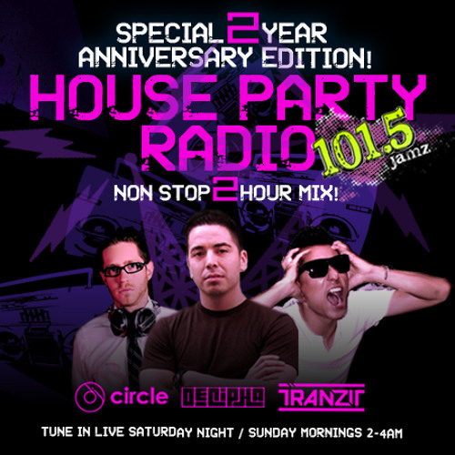 DJ Tranzit 101.5 Jamz FM Mix (Phoenix, AZ) 2 Year Anniversary Mix