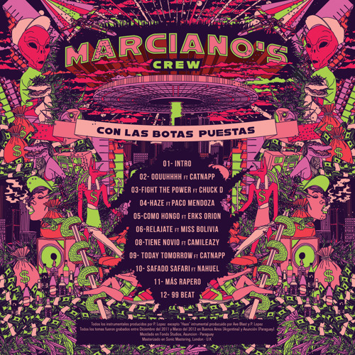 MRCN'S CREW-TIENE NOVIO ft CAMILEAZY