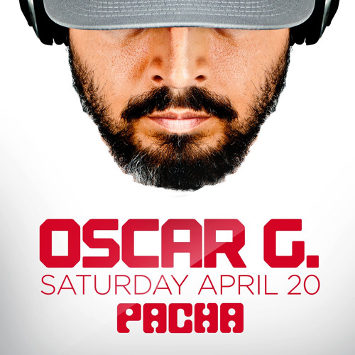 OSCAR G ~ MADE IN MIAMI Mix ~ April 2013