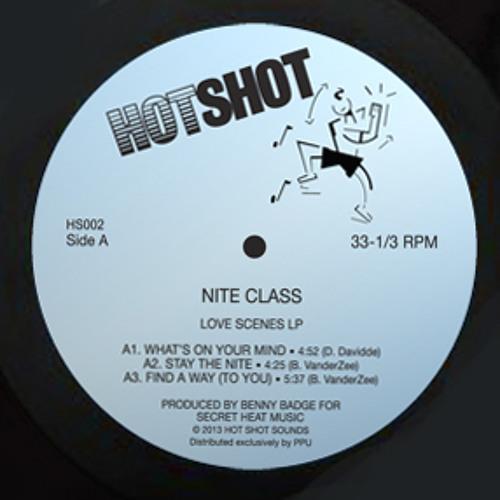 HS002 - Nite Class - Love Scenes LP (Sample)