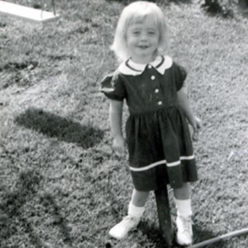 Child Running Wild - Nikki Hornsby