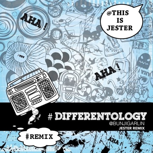 Bunji Garlin - Differentology (Jester Remix)