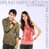 Victoria Justice & Max Schneider - Bruno Mars Medley