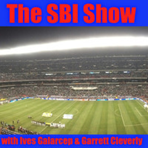 The SBI Show: Episode 24 (with special guest Alecko Eskandarian)