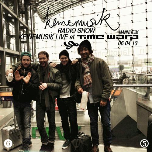 Keinemusik Radio Show - Keinemusik live at Time Warp Mannheim 06.04.2013