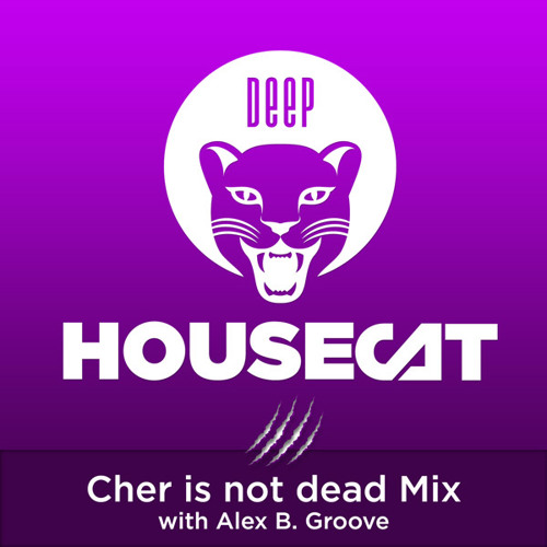 Deep House Cat Show - Cher is not dead mix - with Alex B Groove