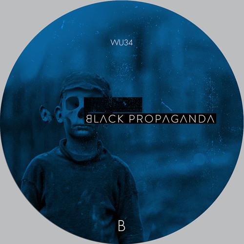 Oscar Mulero - Black Propaganda Reconstructed Part II - WU34 (Preview)