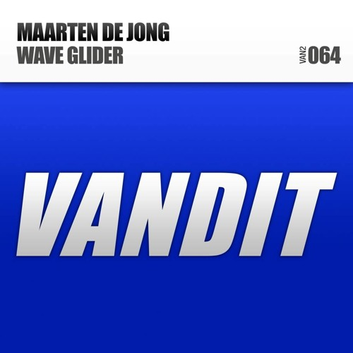 Maarten de Jong - Wave Glider preview