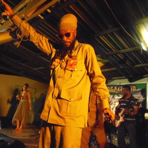 Jah Turban - Pass me the ganja (Alis riddim 2011)
