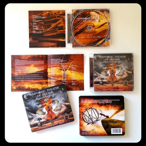 Exclusive for ProgMag - Beneath The Surface by Symphonic Theater of Dreams