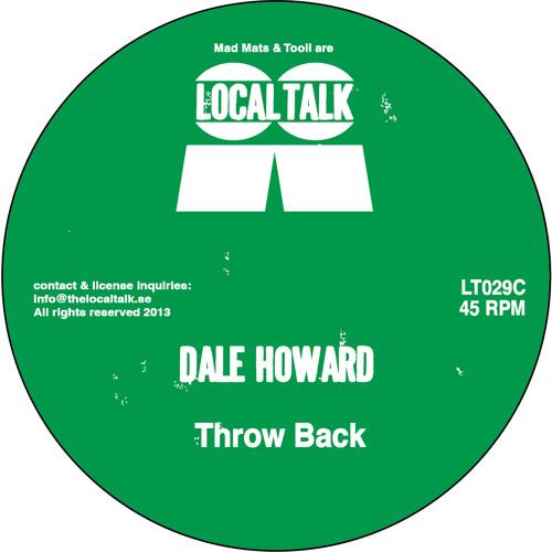 Dale Howard - Throw Back (Original Mix) (LT029, Digital Bonus) (Snippet)