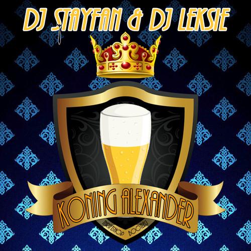 DJ Stayfan & DJ Leksie - Koning Alexander (ThriftShop Bootleg)