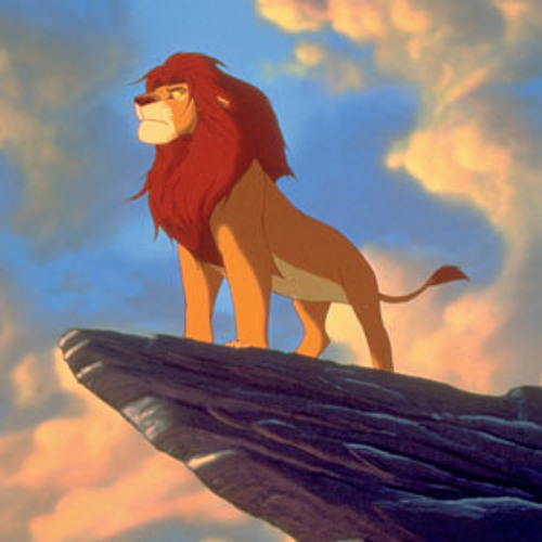 The Lion King King of Pride Rock
