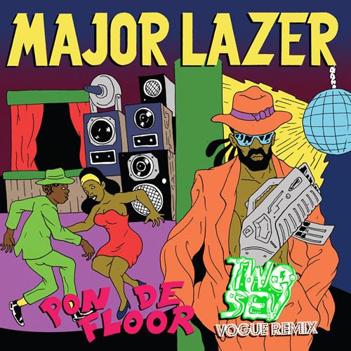 Major Lazer - Pon De Floor (Two Sev Vogue Remix)